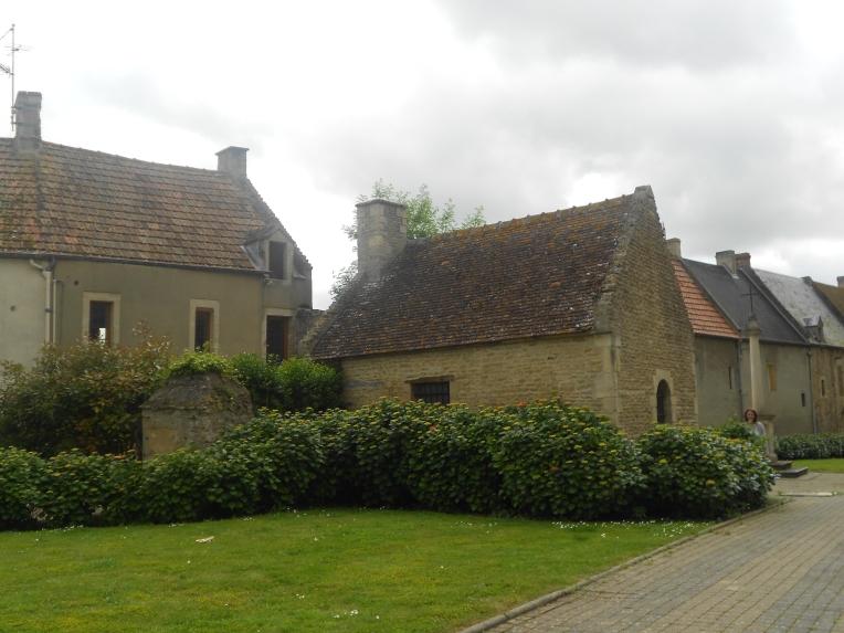 Village de Bernières sur Mer