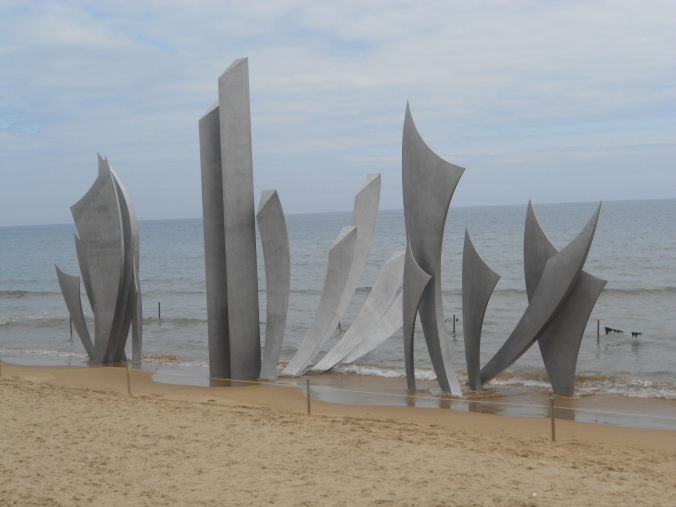 Les Braves Omaha Beach Memorial