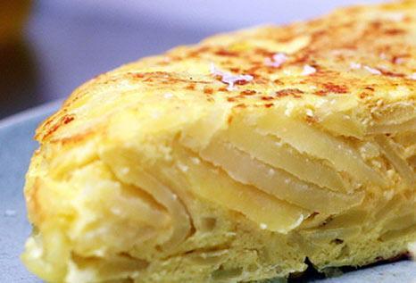 tortilla, espagnole