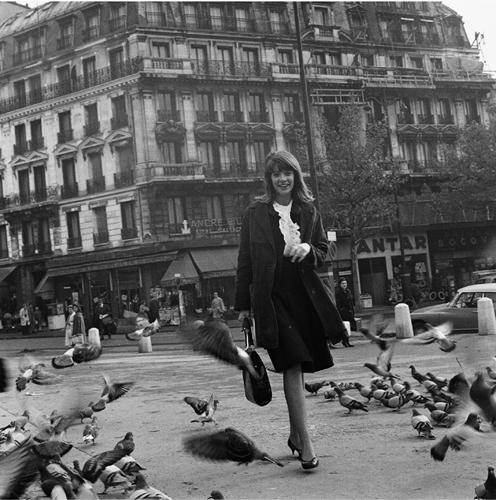 37_Francoise_Hardy_et_les_pigeons_Paris_1962_50x50