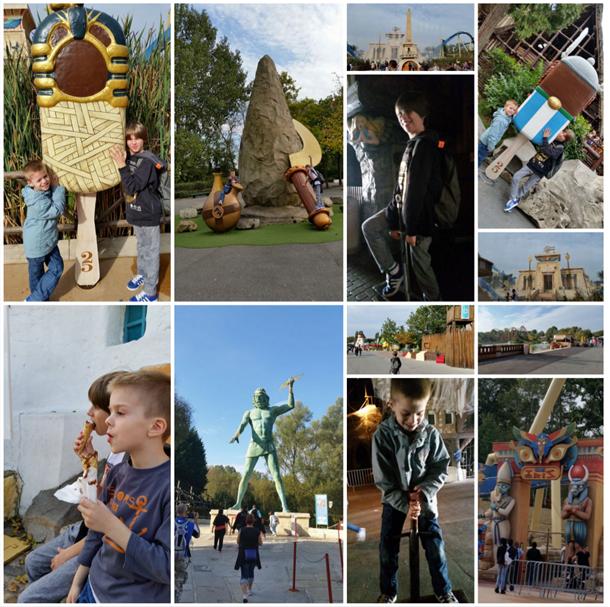 Journée Parc Astérix