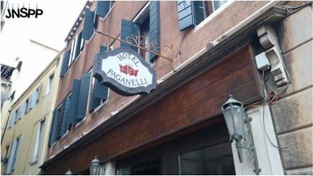 Hôtel Paganelli Venise