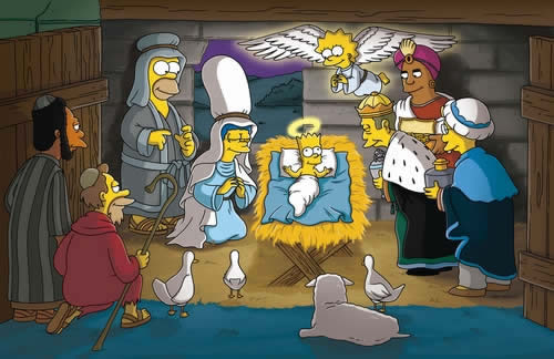Simpsons-manger